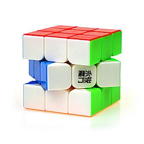 billige Pedagogiske leker-Magic Cube IQ-kube YONG JUN 3*3*3 Glatt Hastighetskube Magiske kuber Kubisk Puslespill profesjonelt nivå Hastighet Klassisk & Tidløs Barne Voksne Leketøy Gutt Jente Gave