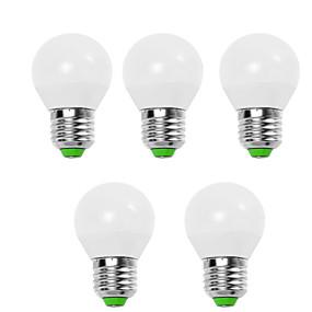 ieftine Becuri LED Glob-EXUP® 5pcs 9 W Bulb LED Glob 900 lm E14 E26 / E27 G45 12 LED-uri de margele SMD 2835 Decorativ Alb Cald Alb Rece 220-240 V 110-130 V / 5 bc / RoHs / CE / CCC / ERP