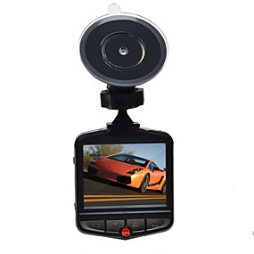 voordelige Auto DVR's-209 720p / HD 1280 x 720 / 1080p Auto DVR 140 graden Wijde hoek 2.4 inch(es) Dash Cam met Parkeermodus / Continu-opname Autorecorder