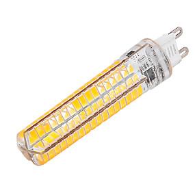 ieftine Becuri LED Corn-YWXLIGHT® 1 buc 10 W Becuri LED Corn 1000-1200 lm G9 T 136 LED-uri de margele SMD 5730 Intensitate Luminoasă Reglabilă Decorativ Alb Cald Alb Rece 85-265 V / 1 bc / RoHs