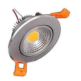 ieftine Becuri LED Încastrate-zdm 1pc 5w 500-550lm LED-uri luminoase dimmable ușor de instalat încastrat led lumină încastrată cald alb rece alb natural natural alb ac110 ac220 ac 12v
