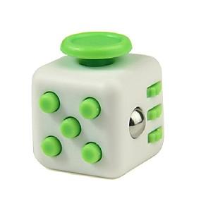 ieftine Casă & Grădină-fidget cub deget mână top magic stoarce puzzle cub lucru clasă acasă edc adăuga adhd anti anxietate stres reliever mată suprafață magie cuburi stres relief ramdon culoare