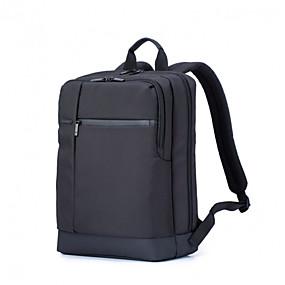 billige Tilbehør til bærbare computere-xiaomi mi klassisk forretningsstil mænd pendler rygsæk 17l kapacitet til 15,6 tommer bærbar computer