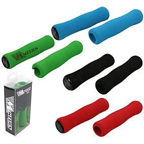 economico Accessori per Ciclismo e bicicletta-Manopole per manubrio bici Per Bici da strada Mountain bike Ciclismo Rosso Verde Blu 1 pair