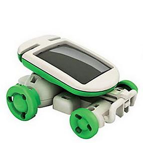 olcso Játékok & hobbi-Napelemes játékok Fejlesztő játék Truck Robot Móka Gyermek Fiú Lány Játékok Ajándék