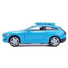 voordelige Gegoten & Speelgoedvoertuigen-Terugtrekvoertuigen SUV Unisex Speeltjes Geschenk / Metaal