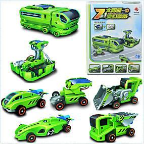 olcso Játékok & hobbi-Robot Napelemes játékok Modeli i makete Gép Robot Napelemes DIY Oktatás Gyermek Fiú Lány Játékok Ajándék