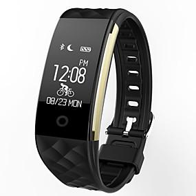 זול שעונים אופנתיים-S2 שעון חכם BT 4.0 תמיכה גשש תמיכה להודיע waterproof מעוקל מסך ספורט wristband עבור Samsung / Sony טלפונים אנדרואיד & iPhone