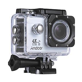 billige Kamera, Billede, Video & Tilbehør-Mini Videokamera Høj definition Wifi Vandtæt Let at bære Vidvinkel 4K