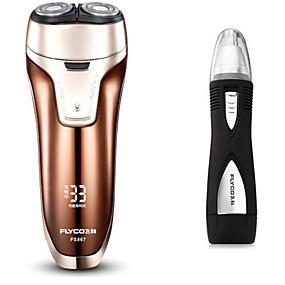 povoljno Aparati za brijanje i britvice-Električni aparati za brijanje Vodootpornost Power light indicator Odvojiv Pokazatelj naplate Ručni dizajn Može se prati Ergonomski