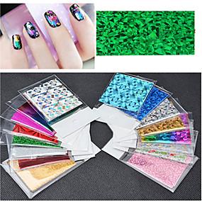 levne Make-up & Péče o nehty-Nail Art samolepka Other make-up Kosmetické Nail Art design