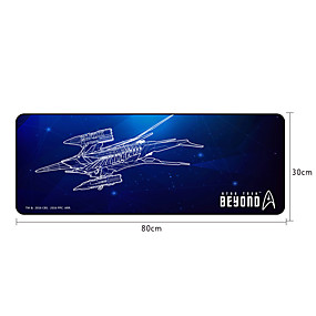 economico Tappetini per mouse-Da gioco Taglia grande Moda pad di gioco Tappetino per mouse Tessuto Gomma 80*30 AJAZZ