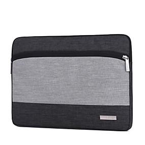 """billige PC- og tablettilbehør-13,3 """"14"""" 15,6 """"nylon solid farvet bærbar taske polyester patchwork til macbook / overflade / hp / dell / samsung / sony etc"""