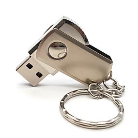 billige PC- og tablettilbehør-Ants 32GB USB-stik usb disk USB 2.0 Metallisk / Metal Nøglering / Uregelmæssig / LOVE Roterende / Udsøgt ANTS-Rotary-32
