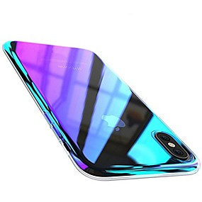 112ea59dcb5 cheap iPhone Cases-Case For Apple iPhone XR XS XS Max Plating Back Cover  Color