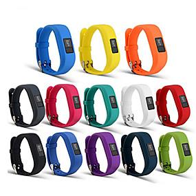 billige Klokkeremmer til Garmin-Klokkerem til Vivofit 3 Garmin Sportsrem Silikon Håndleddsrem
