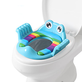 cheap Bathroom Gadgets-Toilet Seat For Children Contemporary Plastics 1pc Shower Accessories
