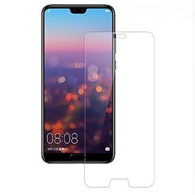 Χαμηλού Κόστους Huawei P20 Lite-Προστατευτικό οθόνης για Huawei Huawei P20 lite Σκληρυμένο Γυαλί 1 τμχ Προστατευτικό μπροστινής οθόνης Υψηλή Ανάλυση (HD) / Επίπεδο σκληρότητας 9H / Κυρτό άκρο 2,5D