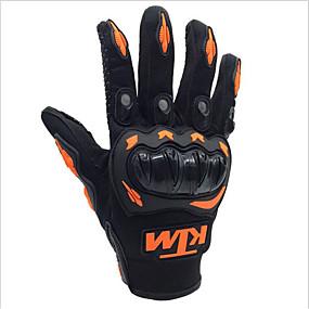 Недорогие Мотоциклетные перчатки-ktm мотоциклетные перчатки мужчины езда полный палец дышащие перчатки для мотокросса гонки atv защита велосипеда грязи открытый