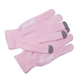 Недорогие Мотоциклетные перчатки-Полныйпалец Жен. Мотоцикл перчатки Волокно Дышащий / Сохраняет тепло / Non Slip