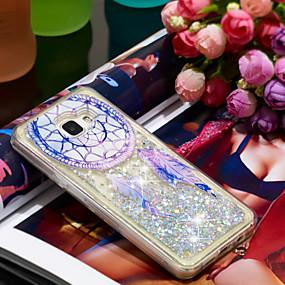 voordelige Galaxy A5(2016) Hoesjes / covers-hoesje Voor Samsung Galaxy A5(2016) Schokbestendig / Glitterglans Achterkant Dromenvanger / Glitterglans Zacht TPU