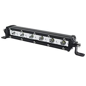 billige Car Signal Lights-SO.K 1 Stykke Bil Elpærer 18 W CSP 6000 lm 6 LED Tågelys / Kørelys til dagskørsel / Blinklys Til Universel Alle år