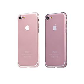 levne iPhone pouzdra-HOCO Carcasă Pro Apple iPhone 7 / iPhone 7 Plus Nárazuvzdorné / Matné Zadní kryt Jednobarevné Pevné TPU pro iPhone 7 Plus / iPhone 7