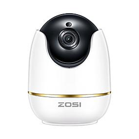 baratos Segurança-zosi® câmera ip 2mp 1080p hd pan / tilt / zoom sistema de vigilância de segurança wi-fi sem fio de duas vias audiobaby / babá / pet monitor indoor / outdoor