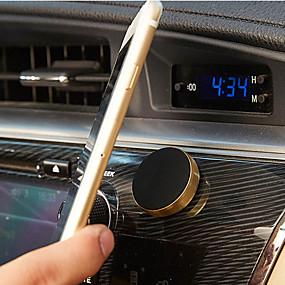 halpa Telineet ja jalustat-magneettinen auton puhelimen pidike universaali seinäpöytä metalli magneetti tarra mobiili seistä avaimenperä auton kiinnitystuki