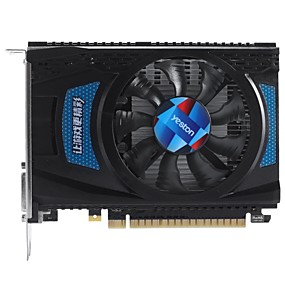 cheap Computer Components-YESTON Video Graphics Card RX550 MHz 6000 MHz 4 GB / 128 bit GDDR5