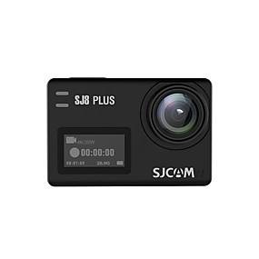 voordelige Auto DVR's-SJCAM SJCAM SJ8PLUS 2160p Mini Auto DVR 170 graden Wijde hoek 12 MP 2.33 inch(es) TFT LCD-monitor / Capacitief scherm / IPS Dash Cam met WIFI / Bewegingsdetectie / Continu-opname Neen Autorecorder