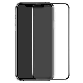 abordables Protections Ecran pour iPhone XR-Protecteur d'écran pour Apple iPhone XR Verre Trempé 1 pièce Ecran de Protection Avant Dureté 9H / Coin Arrondi 2.5D / Extra Fin