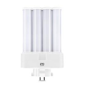 abordables Luces LED de Doble Pin-YWXLIGHT® 1pc 10 W Bombillas LED de Globo Luces LED de Doble Pin 1000 lm GX10Q T 42 Cuentas LED SMD 2835 Blanco Cálido Blanco Natural 90-265 V