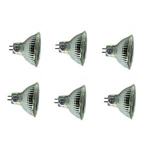 ieftine Spoturi LED-6pcs 3 W Spoturi LED 200 lm MR16 MR16 12 LED-uri de margele SMD Decorativ Crăciun decor de nunta Alb Cald Alb Rece 12 V / RoHs