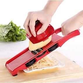 ieftine Ustensile Bucătărie & Gadget-uri-Plastic Peeler & Razatoare Manual Multifuncțional Bucătărie Gadget creativ Instrumente pentru ustensile de bucătărie Multifuncțional pentru Fructe pentru legume 1 buc