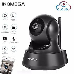 billige Forbrugerelektronik-INQMEGA IL-HIP329G-1M-AI 1 mp IP-kamera Indendørs Support 128 GB / PTZ / CMOS / Trådløs / Dynamisk IP-adresse / Android