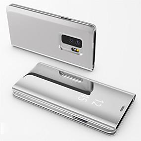 economico Custodie per cellulari-Custodia Per Huawei Huawei P30 Pro / P9 Resistente agli urti / Con supporto / A specchio Integrale Tinta unita Resistente PC per Huawei P20 / Huawei P20 Pro / Huawei P20 lite