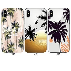 economico Custodie per iPhone 8 Plus-Custodia Per Apple iPhone XR / iPhone XS Max Fantasia / disegno Per retro Albero Morbido TPU per iPhone XS / iPhone XR / iPhone XS Max