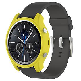 ieftine Curele Ceas pt Samsung-Uita-Band pentru Gear S3 Classic Samsung Galaxy Banderola Sport Oțel inoxidabil / Silicon Curea de Încheietură