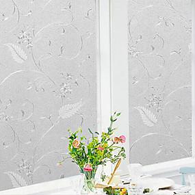 baratos Casa & Cozinha-filme de janela do parque de chunman& adesivos decoração animal / estampados férias / personagem / geométrica pvc (policloreto de vinila) adesivo de janela