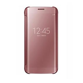 voordelige Galaxy S7 Edge Hoesjes / covers-hoesje Voor Samsung Galaxy S8 Plus / S8 / S8 Edge Schokbestendig / Stofbestendig Volledig hoesje Effen Hard PC
