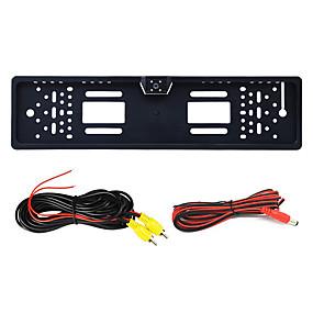 voordelige Auto-elektronica-cmos 170 graden achteruitrijcamera waterdicht / nachtzicht voor auto