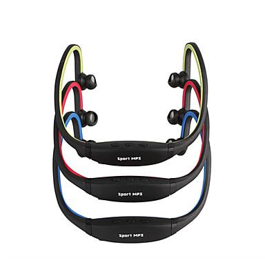 håndfri støj mp3-afspiller (2 GB, 3 farver)
