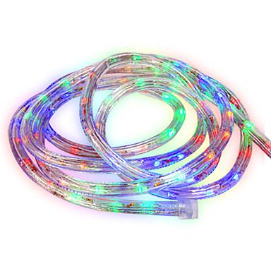 waterdichte 3m kleurrijk licht led strip lamp (100-240v)