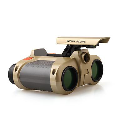 4X30 mm Binoculars LED Night Vision Kids toys Central Focusing