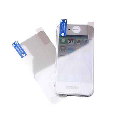 Skjermbeskytter og rengjøringsklut for iPhone 4