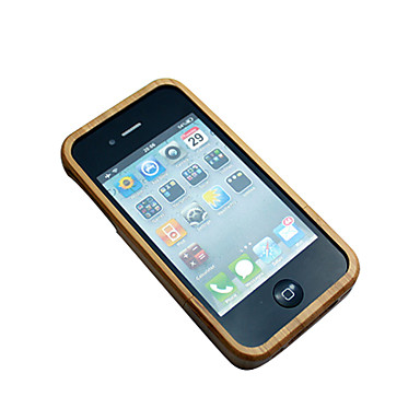 Bamboo Protective Case for iPhone4