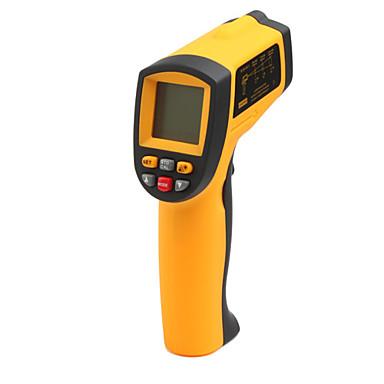 Termometro digitale a infrarossi, con mirino laser