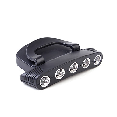 5 LED Cap Hat Clip Light