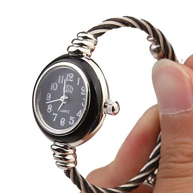 Kadın's Moda Saat Quartz Bant Halhal Çok-Renkli
